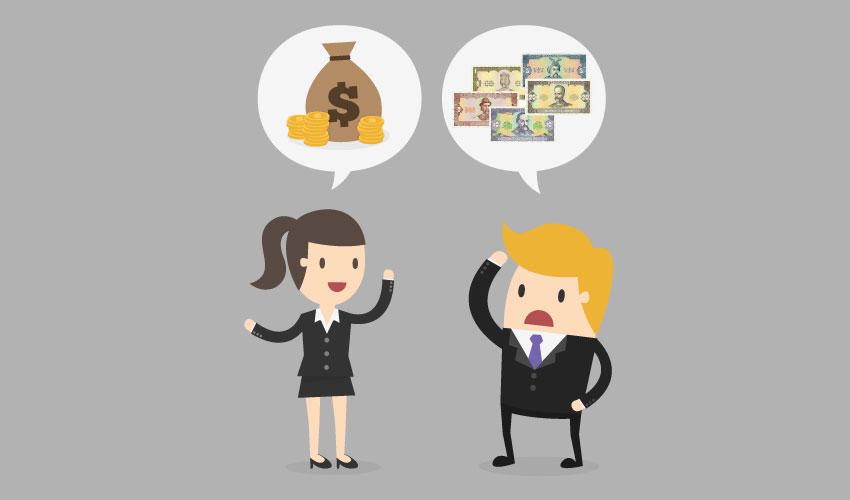 Иностранная валюта как валюта подачи отчетности  Твердая валюта для отчетности
