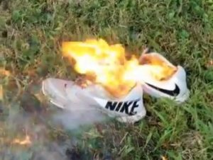 BurningNike